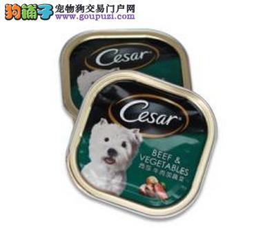 西莎狗罐头上的明星狗,西高地白梗犬