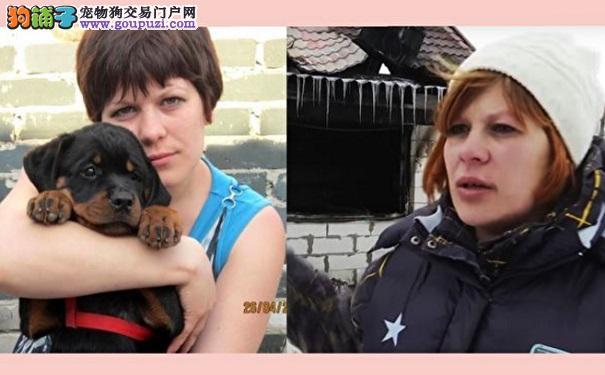 狗误吞毒药失明 她好心收养它 4年后它救了她一家